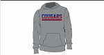 NEW !!  2020/21 Color Blend Hoodie (Grey)