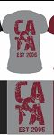 NEW !!  2020/21 CATA T-Shirt (Grey)