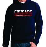 NEW !!  2020/21 Color Blend Hoodie (Navy)