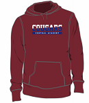 NEW !!  2020/21 Color Blend Hoodie (Maroon)